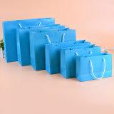 Bolsas de papel coloridas del precio bajo para las compras