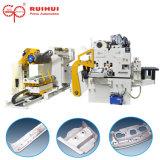 Фидер раскручивателя Nc машины автоматизации Servo и помощь Uncoiler для того чтобы сделать части обрабатывающей промышленности