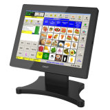 Сенсорный экран с электронным управлением кассовых машин