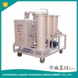 Purificador de aceite marca Lushun 1200 litros/h de la automatización de planta de gran potencia de fuego purificador de aceite de la multifunción resistente