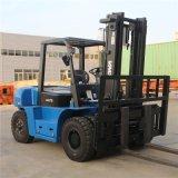 Venta directa de fábrica de 7 toneladas de carga de la carretilla con motor Isuzu 6BG1