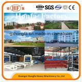 Macchina per fabbricare i mattoni concreta di pressione idraulica del motore diesel Qm4-45