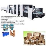 Польностью автоматический Corrugated скоросшиватель Gluer коробки и машина упаковки (GK-1800PC)