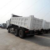 Sinotruk 6X4 371HP Speicherauszug-Lastkraftwagen mit Kippvorrichtung