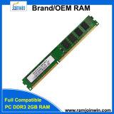 RAM van de Vervaardiging van de Spaanders 1333MHz van Ett de Originele 2GB DDR3
