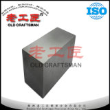 Piastrina speciale del carburo cementato del tungsteno con alto resistente all'uso