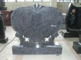 高品質販売のための自然で黒い記念碑の墓碑