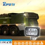 Het Licht van het goedkope LEIDENE van de Rechthoek van de Toebehoren van de Auto 12V 30W Werk van de Tractor