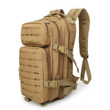 屋外スポーツの軍隊袋は戦術的な軍のバックパックをハイキングするハンチングをレーザー切った