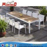 Alta calidad y el Patio de la competencia contemporánea Muebles de comedor al aire libre muebles de exterior