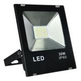 Farol exterior IP66 Accesorios10W-100W proyector LED Slim