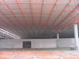 Cubierta de la parrilla de techo space frame/Estructura de acero