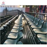 판매에 전 세트 경기장 의자 뒷 좌석을%s 가진 간단한 Bleacher