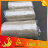 30мм-100мм водонепроницаемый базальтовой скалы шерсти одеяло для теплоизоляции трубопроводов