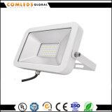 110lm/W IP65 5 anni di proiettore della garanzia 220V LED con contabilità elettromagnetica per l'indicatore luminoso esterno del lavoro