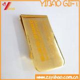 고품질 승진 선물 (YB-MC-01)를 위한 금에 의하여 도금되는 돈 클립