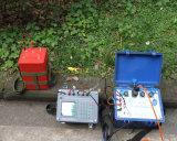 Mètre de résistivité de C.C et polarisation induite, instrument de résistivité pour l'exploration géologique, détection de l'eau souterraine
