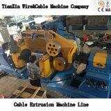 Hochgeschwindigkeitsbogen-Typ Draht-Schiffbruch-Maschinen-Kabel-Maschine