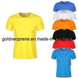 Пользовательские хлопка высокого качества печати T футболки с эмблемой и