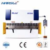 Muito apreciado marca Harsle Wc67y 80t/2500 Placa Hidráulica CNC máquina de dobragem