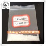 Pain Relifer를 위한 국부적으로 Anesthetic Pharmaceutical 99% Lidocaine CAS 137-58-6