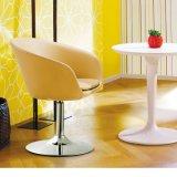 Elegante hotel de diseño de muebles de dormitorio sillas de espera en el vestíbulo de Ocio