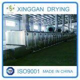 Equipamento de secagem da correia de fibras sintéticas