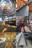 Il cambiamento continuo di saldatura agglomerato & ha veduto il collegare di saldatura per la costruzione di ponticello