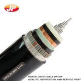 Ce approuvé l'isolant en polyéthylène réticulé à gaine PVC du câble d'alimentation