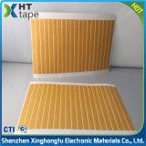 Doppio nastro parteggiato giallo della maglia della fibra di vetro della vetroresina