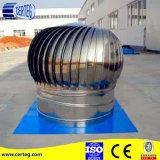 Het Ventilator van de Turbine van het Dak van het Roestvrij staal van de Macht van de wind