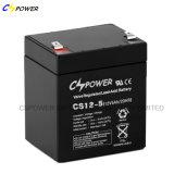 12V 5ah de Navulbare Verzegelde Zure Batterij van het Lood, de Batterij van het Alarm van het Huis
