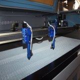 Het plaatsen van de Scherpe Machine van de Laser voor Karton (JM-1610t-CCD)