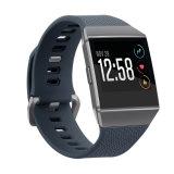 Планка вахты TPU для полосы вахты Fitbit ионной, для полосы запястья руки Fitbit ионной франтовской