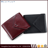 Портмоне монетки неподдельной кожи людей бумажника карточки подарка перемещения миниое