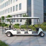 Carrello di golf elettrico dell'automobile del randello dei passeggeri del CE 6 di Marshell (DG-C6)
