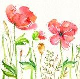 Peinture à motifs floraux décoratifs populaires Handmade décoration maison