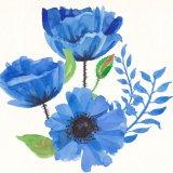 Dekorativer Blumenfarbanstrich-populäre handgemachte Hauptdekoration