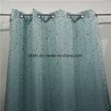 Drucker-Blumen-Vorhang-Gewebe 100% Entwurf des Polyester neues