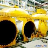 イランの市場のための2.85X31mの蒸気暖房AACの煉瓦オートクレーブ