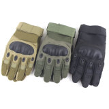 Gants tactiques militaires de recyclage de plein doigt de sports en plein air de gants de vélo