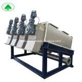 Wasserbehandlung-schraubenartige Maschine für niedriges Konzentrations-Abwasser entwässern