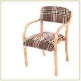 كرسي تثبيت بيتيّة خشبيّة مع ليّنة بناء وسادة مضاعفة ألوان