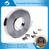 Décoration de bande d'acier inoxydable du fini 2b d'ASTM 409
