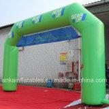 Qualitäts-aufblasbarer Bogen-Nylondigital-Druck für heraus Ereignis