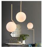 Nordic-einfach klassische moderne Glaslampe