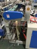 Saco automático do t-shirt dos sacos de compra do punho que faz a máquina