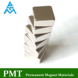 De Magneet van de Zeldzame aarde van N48sh 15*15*12 met Magnetisch Materiaal NdFeB