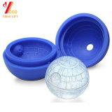 Esfera de gelo de Silicone tamanho disponível para armazenar por grosso