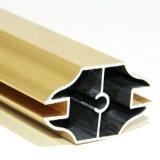 Uitdrijving van het aluminium anodiseerde het Gematteerde Profiel van de Buis voor Keukenkast